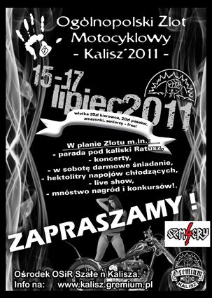 V Zlot Motocyklowy Kalisz 2011