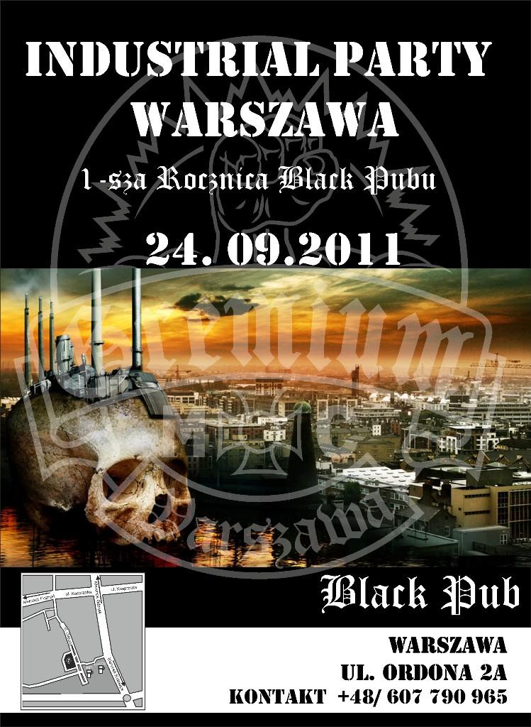 Industrial Party Warszawa